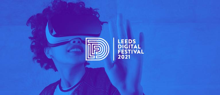 AND is sponsoring Leeds Digital Festival 2021