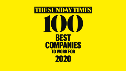Top 10 At Best Companies 2020