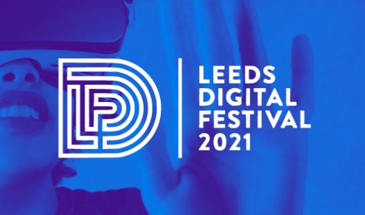 Leeds Digital Festival 2020 logo
